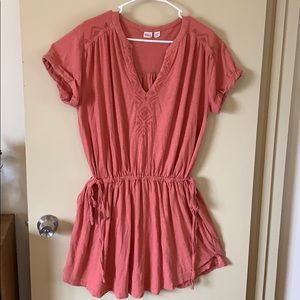 Roxy Embroidered Dress